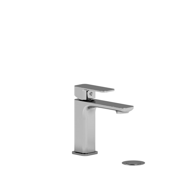 Equinox Single Hole Bathroom Faucet with Drain Assembly