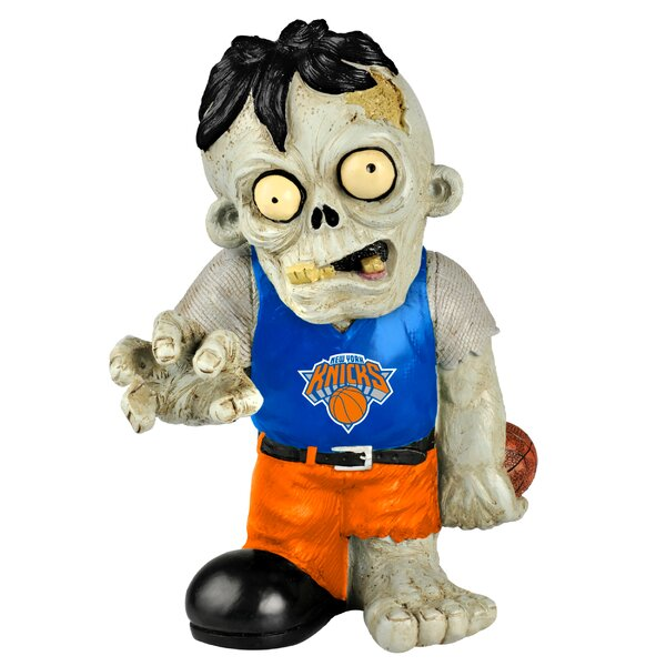 NBA Zombie Figurine Statue by Forever Collectibles
