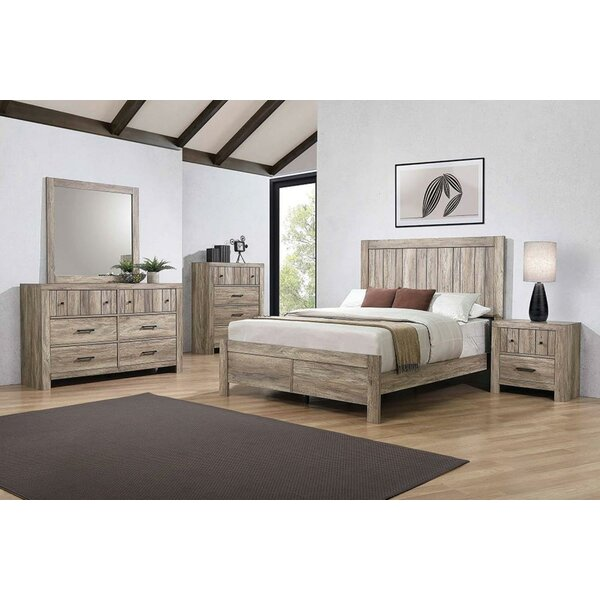 Oberon Configurable Bedroom Set by Gracie Oaks