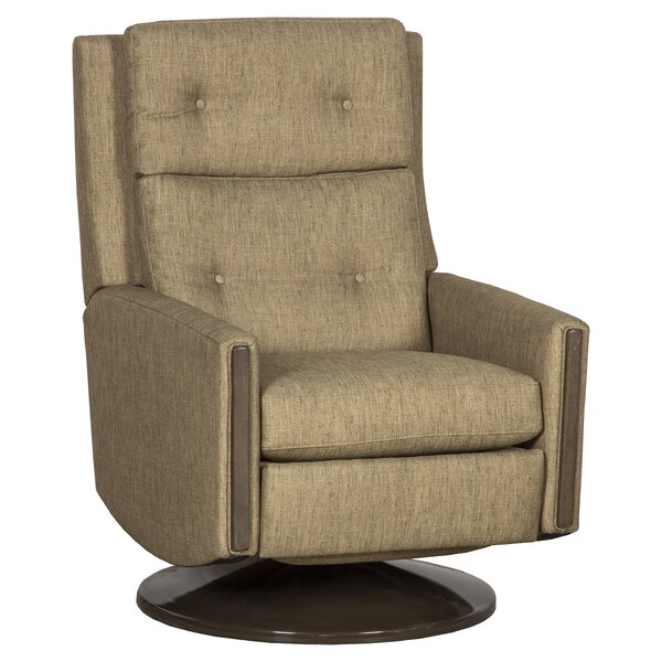 Loft Leather Manual Recliner By Fairfield Chair