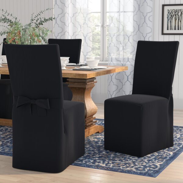 Dining Chair Slipcover by Charlton Home