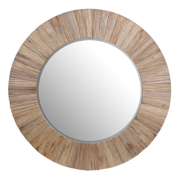 Reina Accent Mirror by World Menagerie