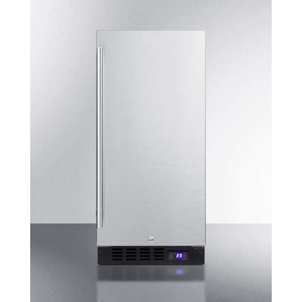 Built-In 2.45 cu. ft. Frost-Free Upright Freezer by Summit Appliance