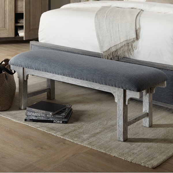 Beaumont Upholstered Bench by Hooker Furniture