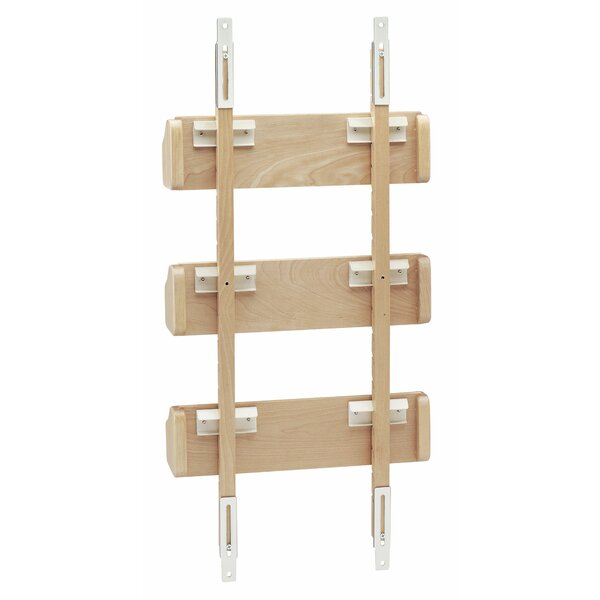 Adjustable Door Mount Spice Rack by Rev-A-Shelf