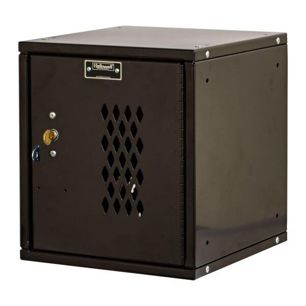 Cubix 1 Tier 1 Wide Employee Locker by Hallowell