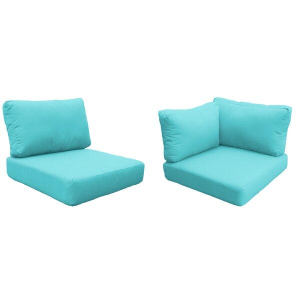 Tegan Indoor/Outdoor Cushion Cover By Sol 72 Outdoor