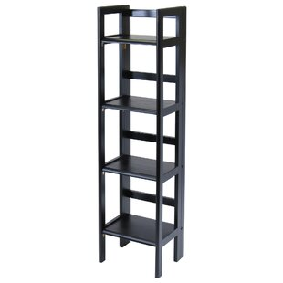Calfee Folding Etagere Bookcase