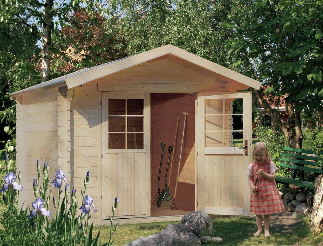 dcor design 240 cm x 240 cm gartenhaus suvereto. Black Bedroom Furniture Sets. Home Design Ideas