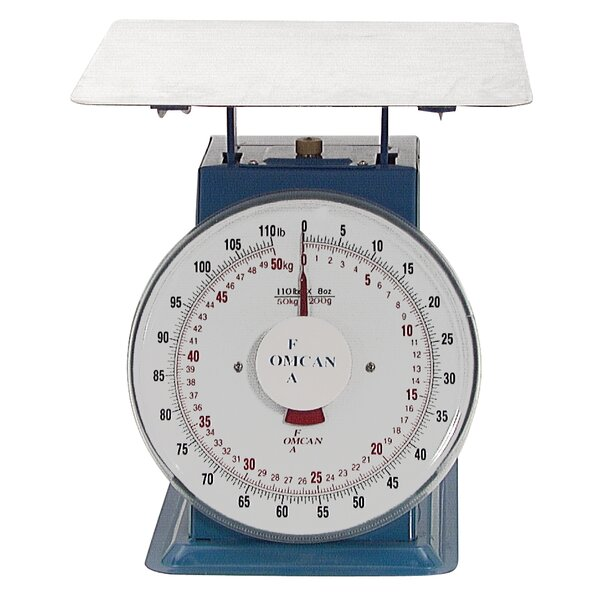 110 lbs Capacity Heavy Duty Scale by TSM Products