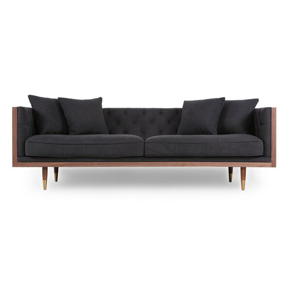 Ledger Sofa by Modern Rustic Interiors