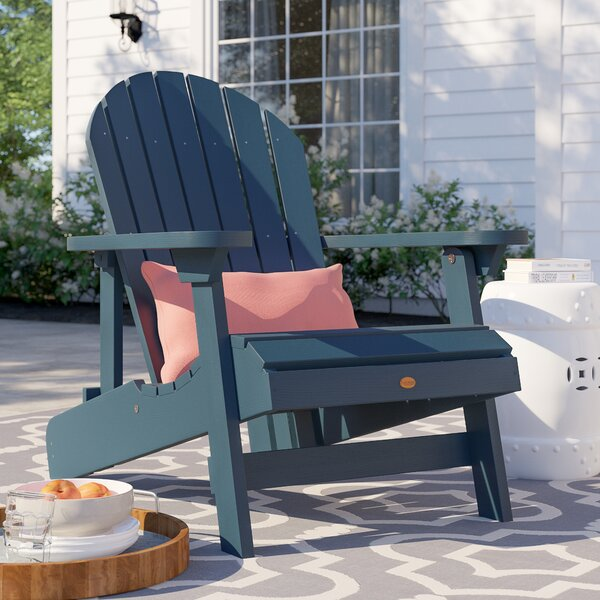 Anette Plastic Folding Adirondack Chair by Sol 72 Outdoor Sol 72 Outdoor