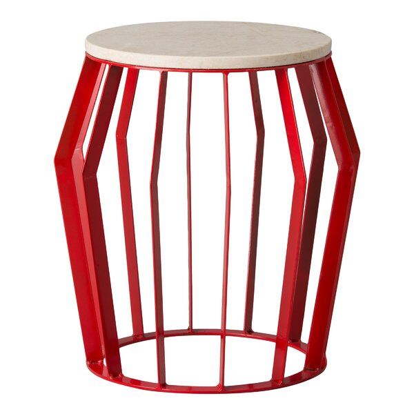 Dubose Accent Stool by Corrigan Studio