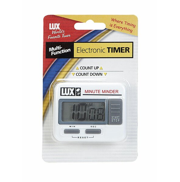 Mute Minder Electronic Kitchen Timer by LUX