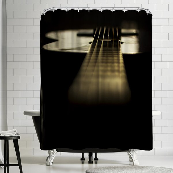 Europa Shower Curtain by East Urban Home