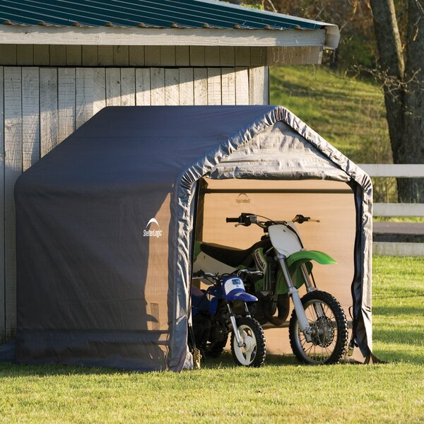 6 Ft. x 6 Ft. Steel Pop-Up Canopy by ShelterLogic