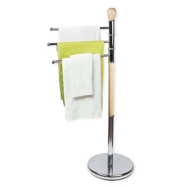 3 Prong Hand Towel Stand by Rod Desyne