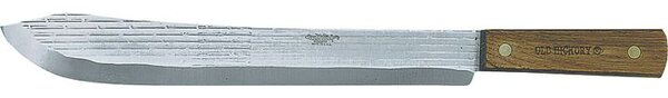 Carbon Steel Butcher Knife by Ontario Knife Company