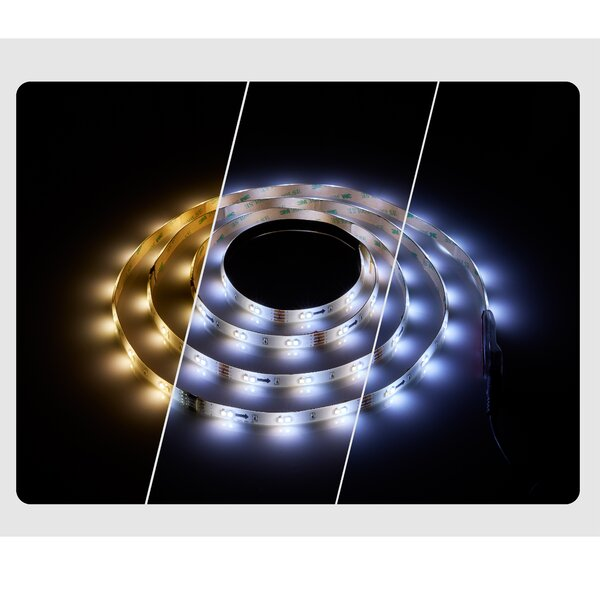 Philo Tunable LED Tape Light by The Holiday Aisle
