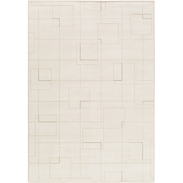 Mcdowell Neutral Area Rug by Wrought Studio