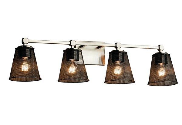 Kelli 2 Light Vanity Light [Darby Home Co]