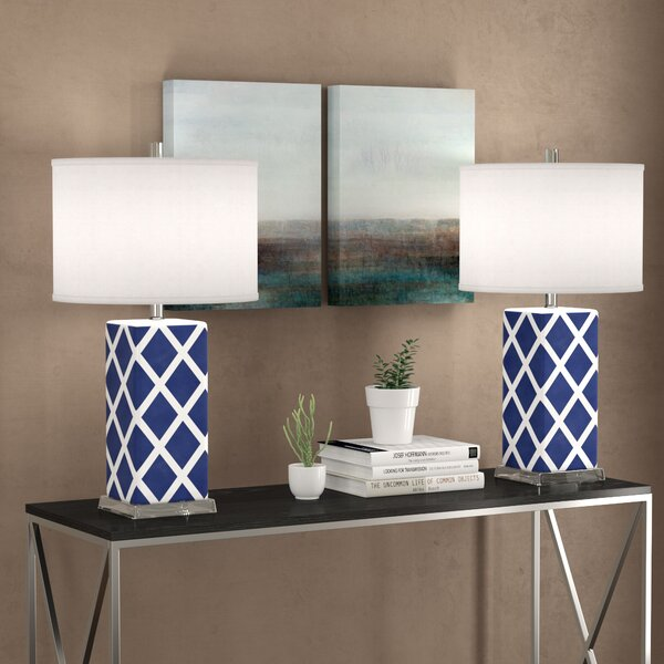 Bilski Table Lamp Set (Set of 2) by Zipcode Design