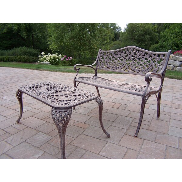 Mcgrady Settee 2 Piece Sofa Seating Group by Astoria Grand Astoria Grand