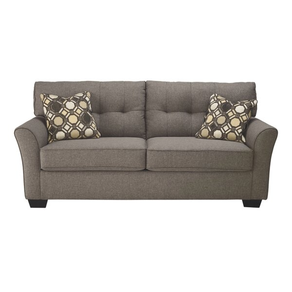 Review Burnet 79'' Flared Arm Sofa Bed