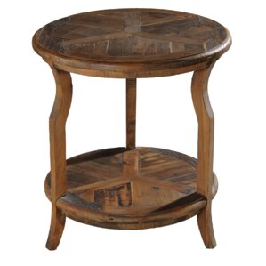 Reual James Pinehurst End Table