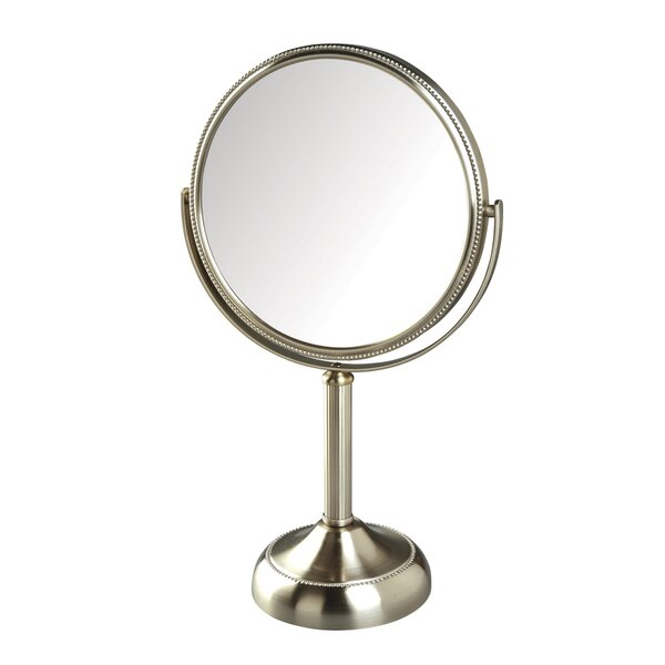 10X Magnified Table Top Mirror by Symple Stuff