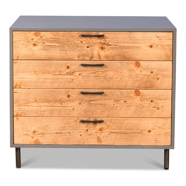 Bonview 4 Drawer Dresser by Union Rustic