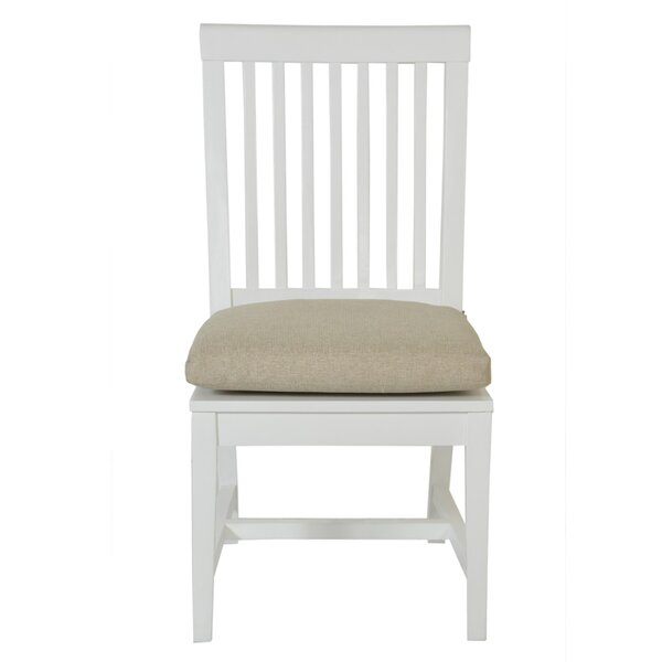 Galicia Solid Wood Dining Chair by Highland Dunes