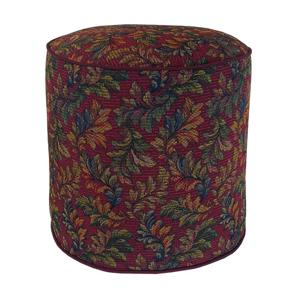 Alistar Tapestry Pouf by R&MIndustries