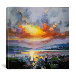 Armadale Skye by Scott Naismith Painting Print on Wrapped Canvas by Brayden Studio