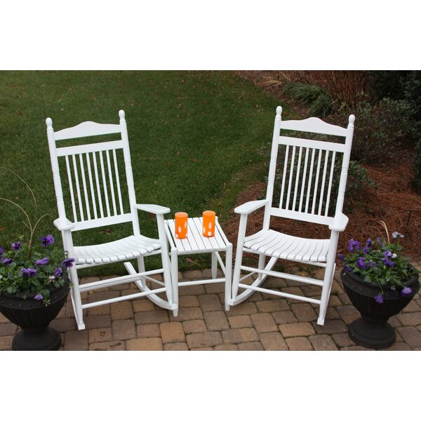 Swanley 3 Piece Seating Group by Highland Dunes