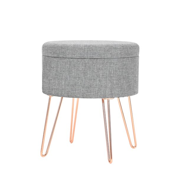 Ahmed Accent Stool by George Oliver