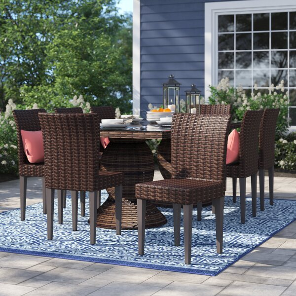 Stratford Patio Dining Chair (Set of 8) by Sol 72 Outdoor