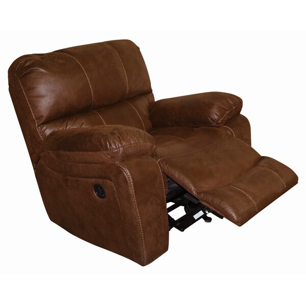 Carraton Power Recliner by Three Posts