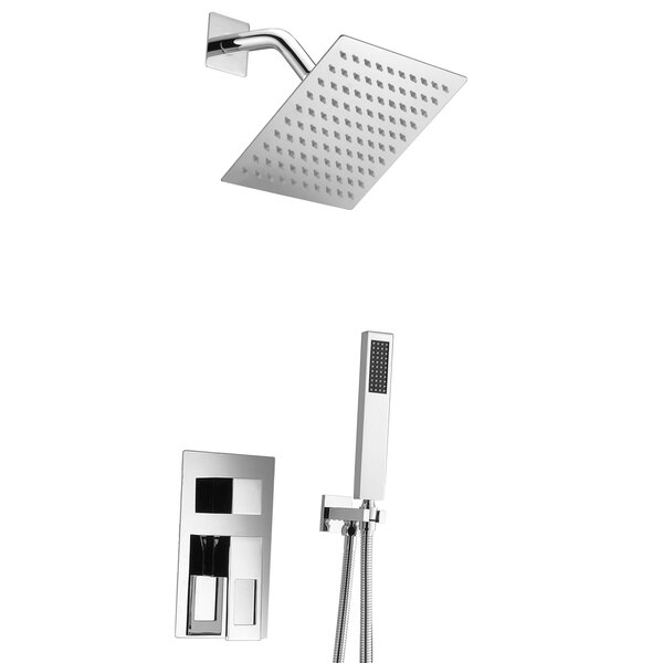 LED Soft Rain Shower Head by Sumerain International Group Sumerain International Group