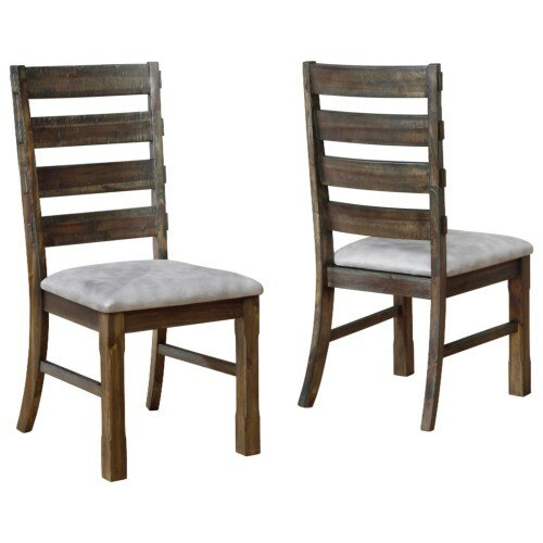 Wessels Upholstered Dining Chair (Set of 2) by Millwood Pines