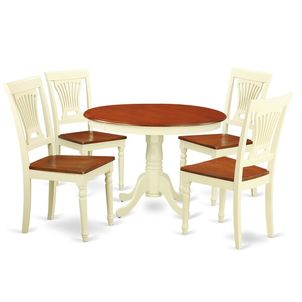 New Artin 5 Piece Dining Set By Andover Mills 2019 Online