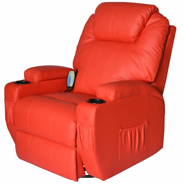 Lexington Manual Rocker Recliner [Red Barrel Studio]