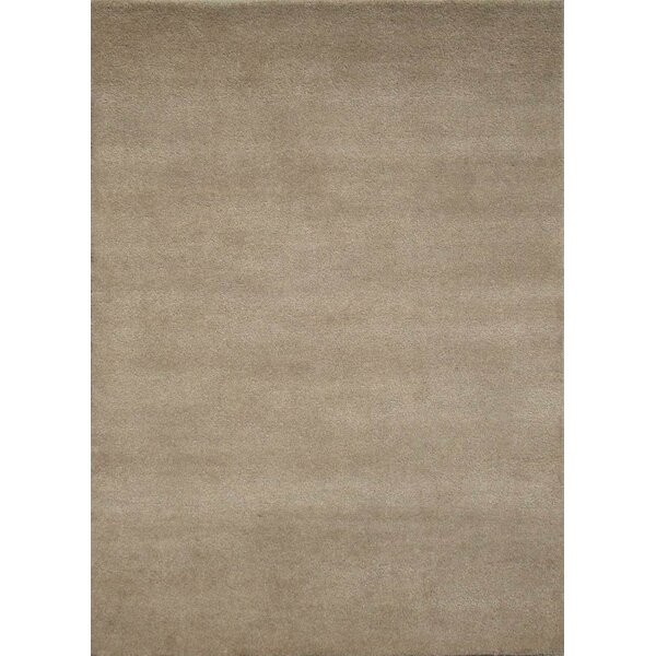Henley Hand-Tufted Bisque Area Rug by Wildon Home ®