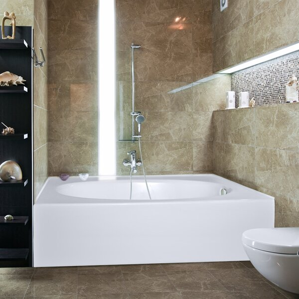 Builder Kona 60 x 36 Bathtub by Hydro Systems