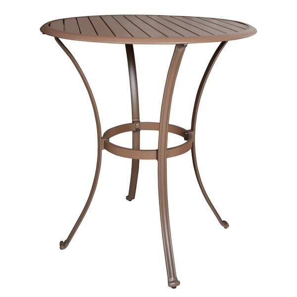 Island Breeze Round Pub Table by Panama Jack Outdoor