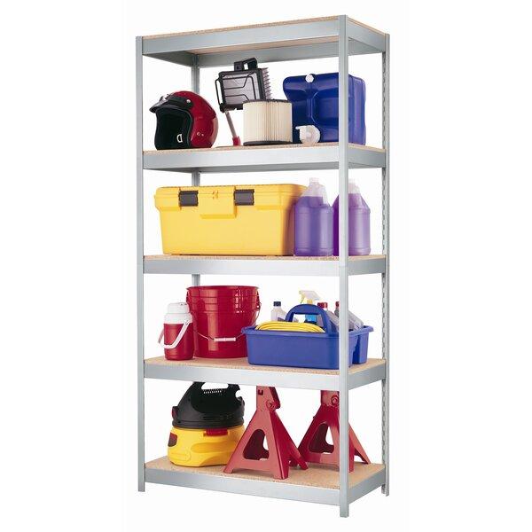 1000 Series 72 H 4 Shelf Shelving Unit Starter by CommClad