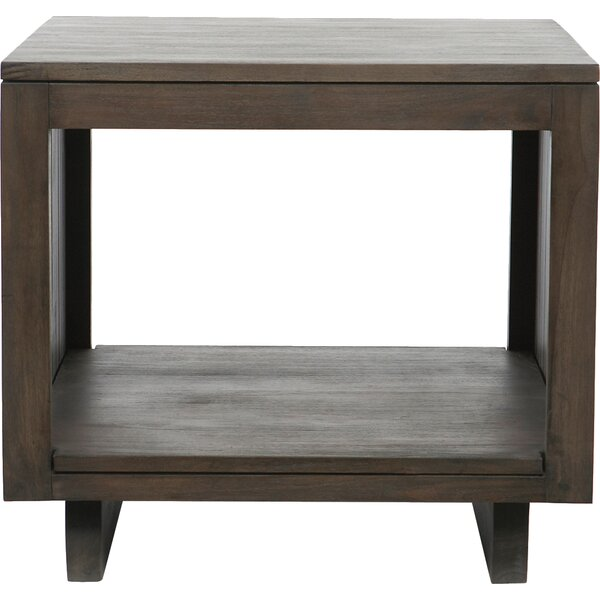 Ratliff End Table by Brayden Studio