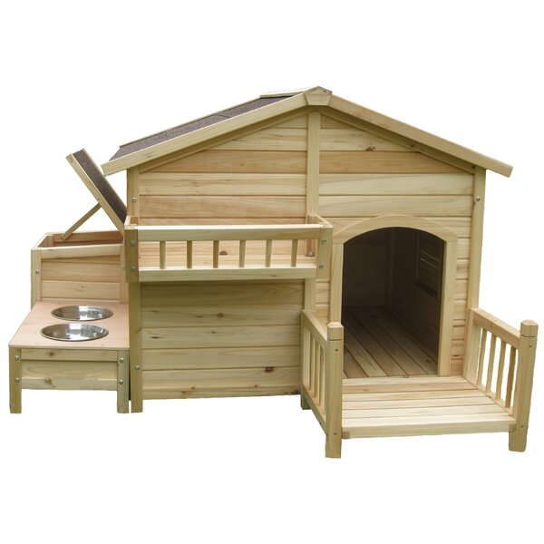 House & Paws™ Country Charm Dog House by Innovation Pet