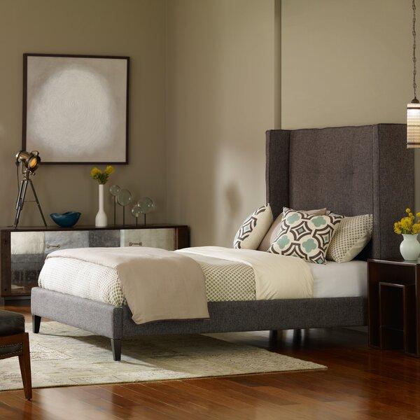 Columbus Upholstered Platform Bed by Design Tree Home
