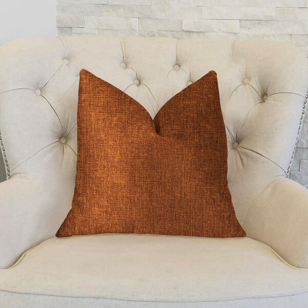 Cedar Luxury Throw Pillow by Plutus Brands